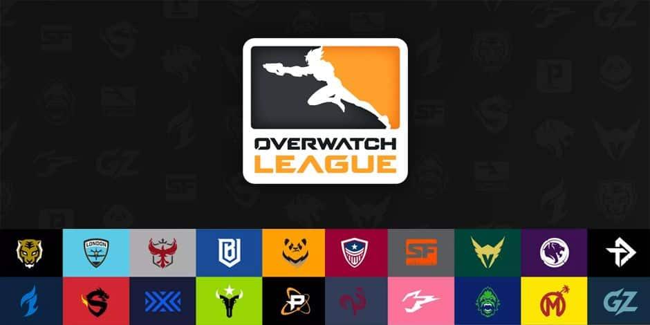 L'Overwatch League reprend ce week-end