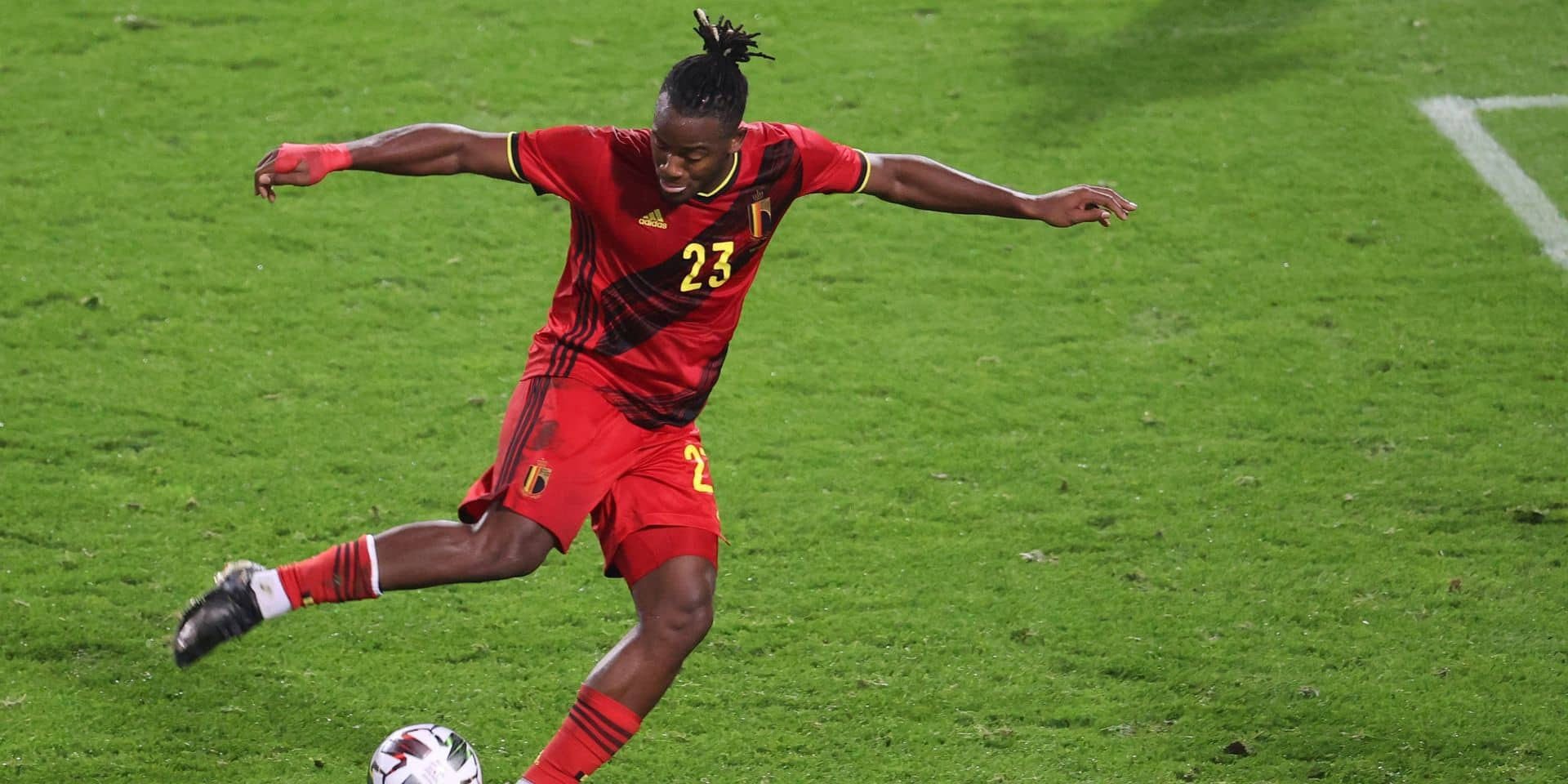 Batshuayi homme du match, Mignolet sauve la mise, Bornauw décevant : Découvrez les notes des Diables Rouges