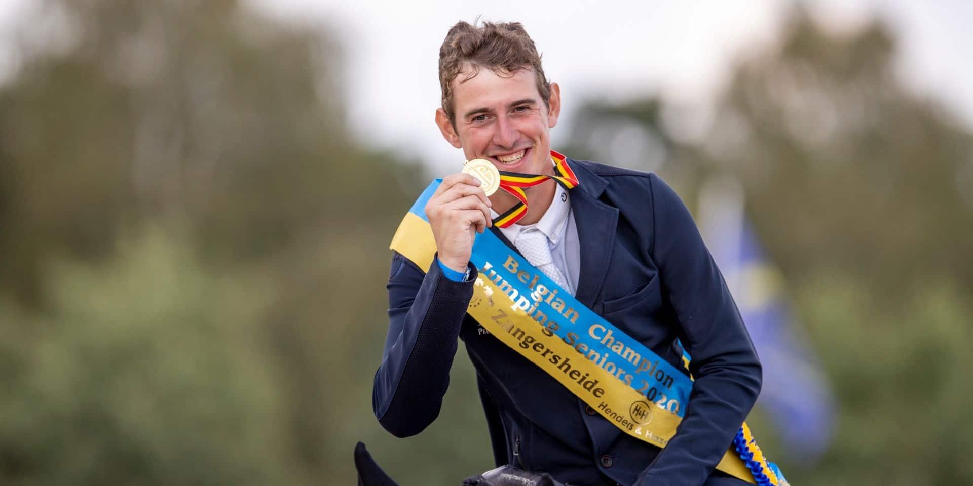 Jos Verlooy manquera les Jeux en raison de la blessure de son cheval Igor