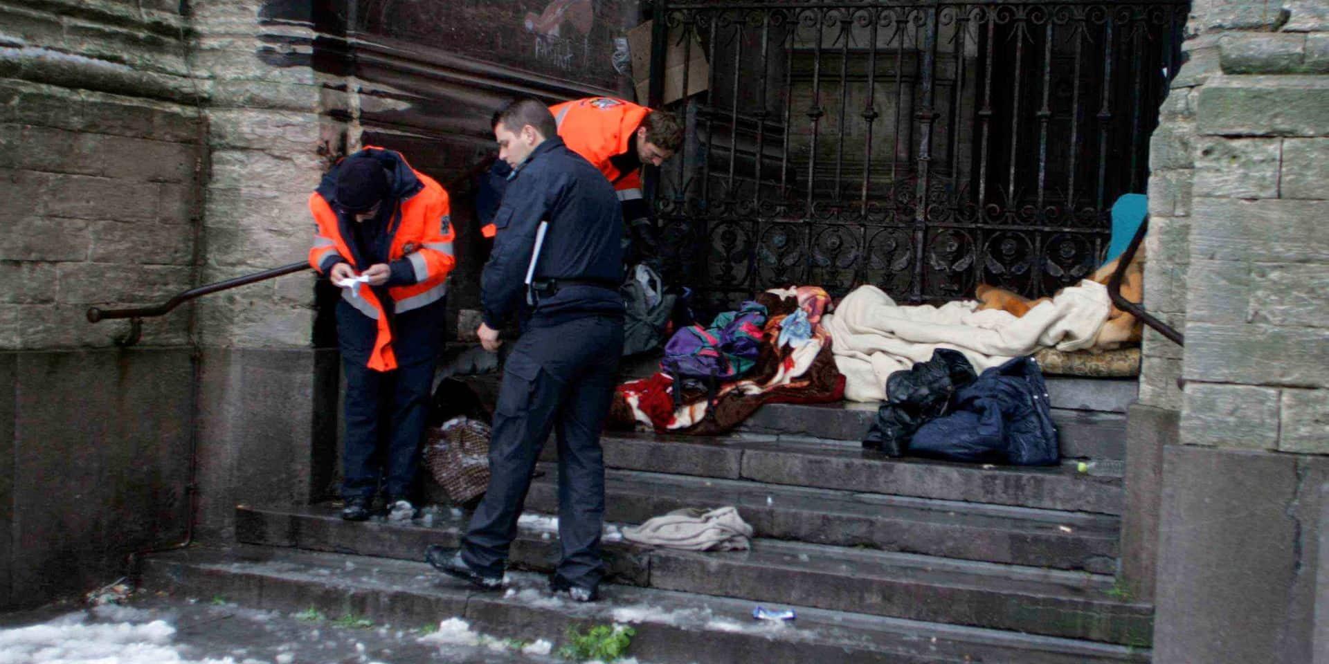 62 décès dans les rues de Bruxelles l'an dernier