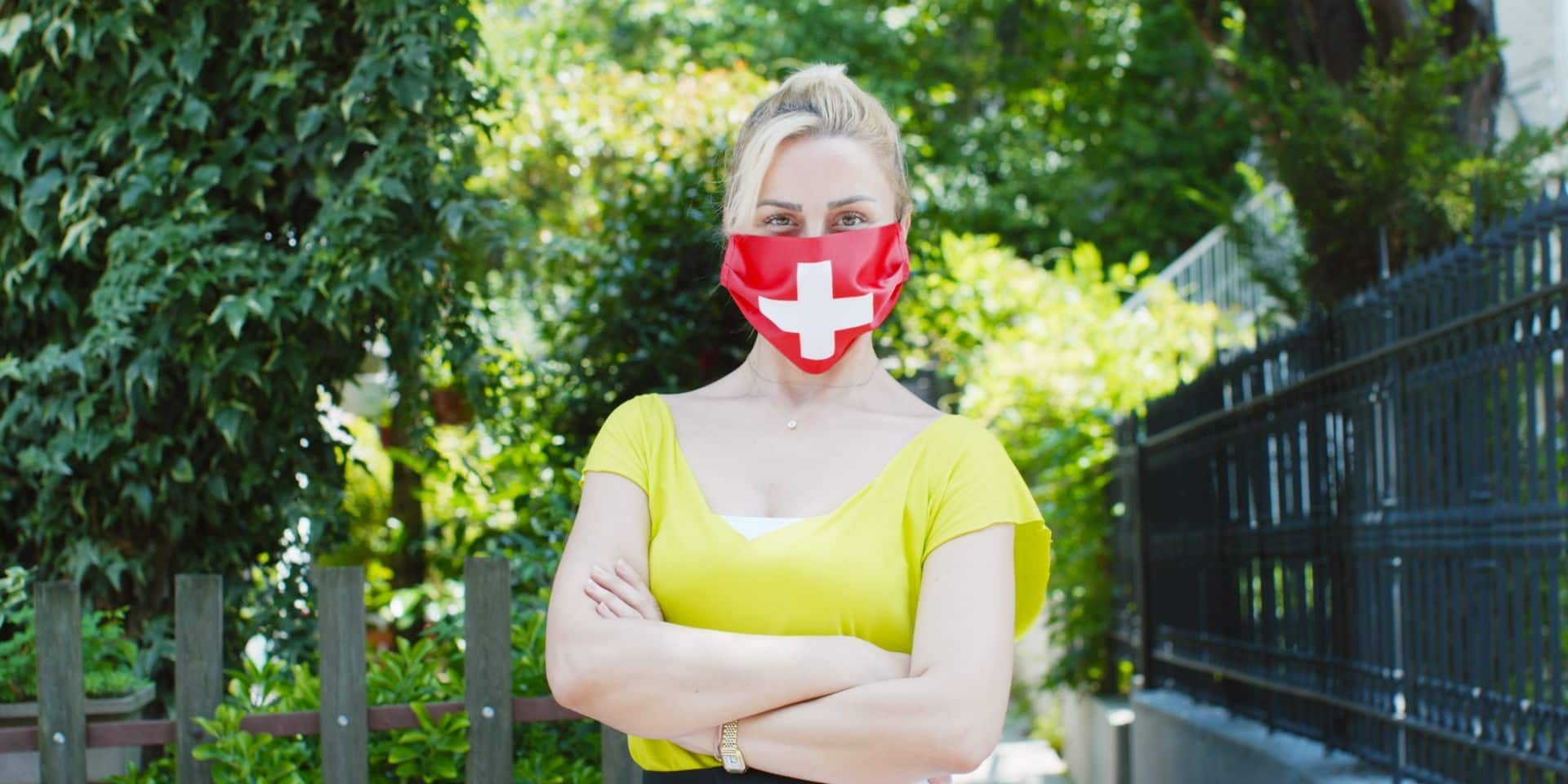 La Suisse jugé pays le plus sûr au monde face au Covid-19