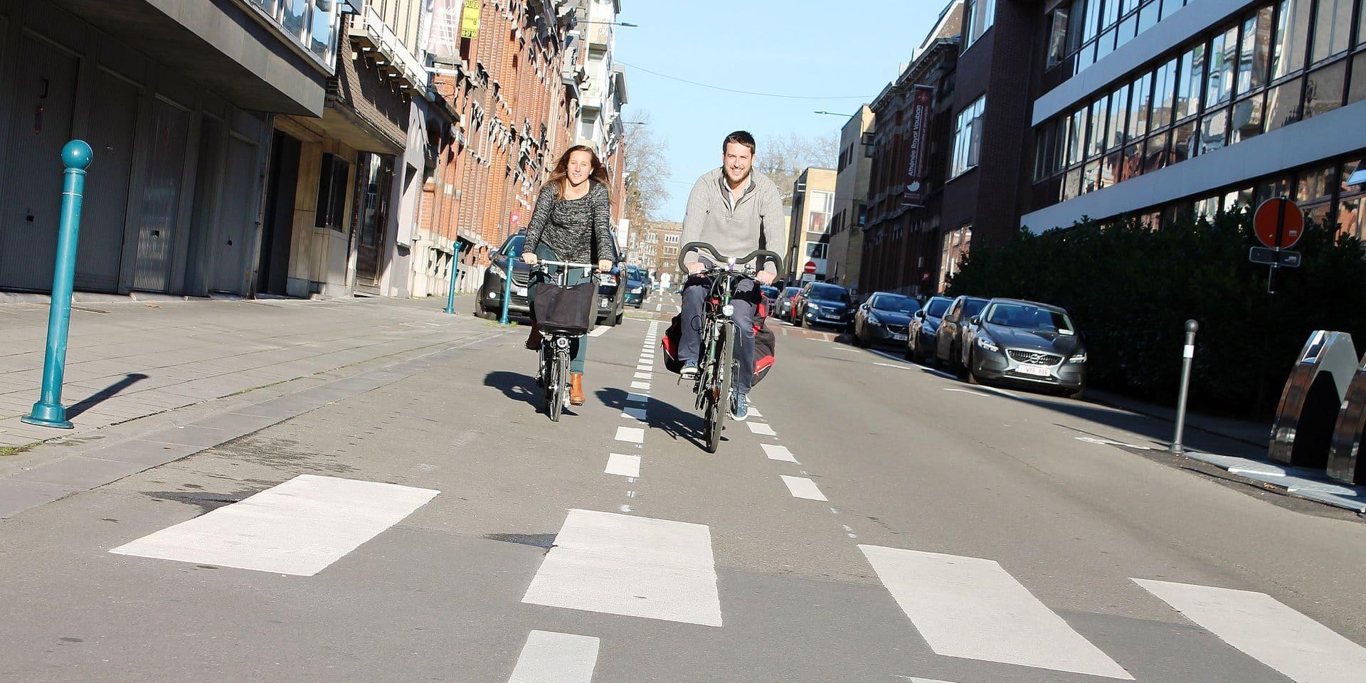 Charleroi va construire un ring pour… les vélos !