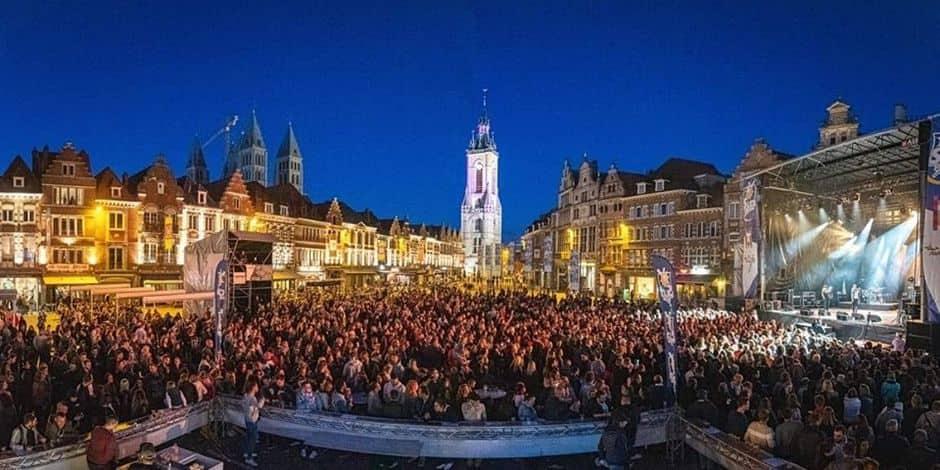 Tournai en Fête n'aura pas lieu non plus en 2021