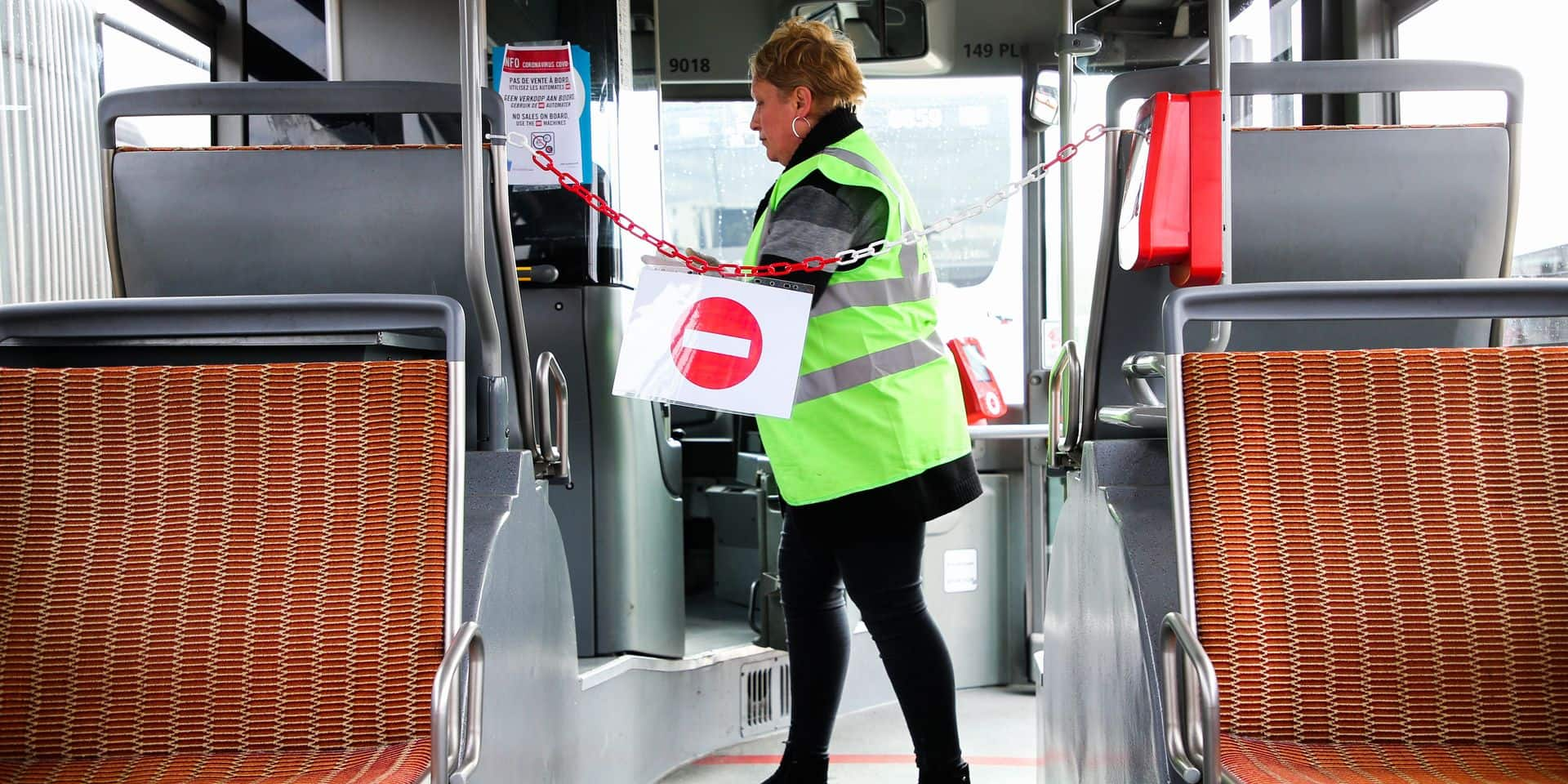 Le plan bus de la Stib retardé par la crise du coronavirus