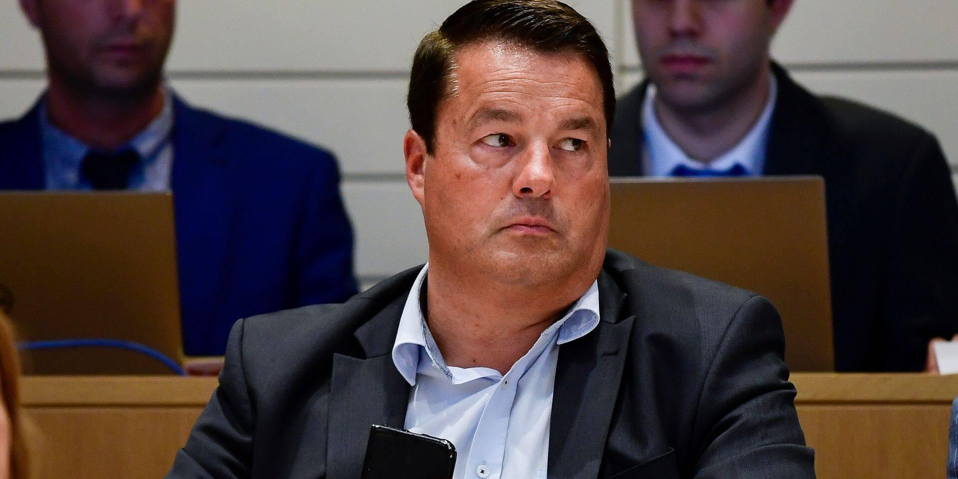 Binche: Laurent Devin loupe de peu la casquette de ministre