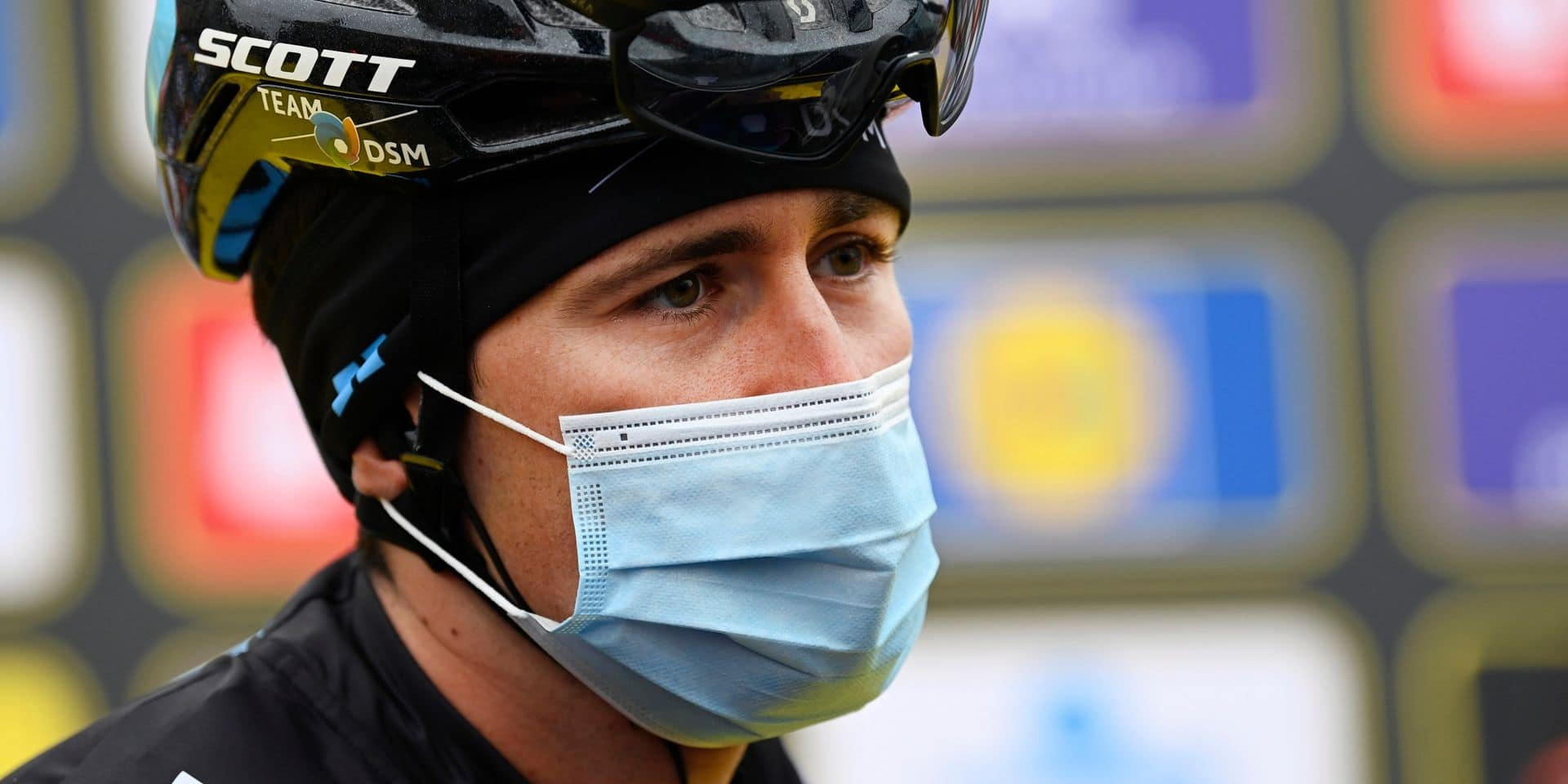 "Tiesj Benoot, 7e et premier Belge: ""Ma meilleure course depuis ma maladie"""