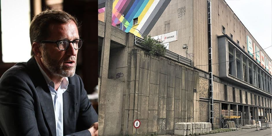 """Crise covid-19: """"les travaux Charleroi DC ne sont pas en péril"""" selon Magnette"""