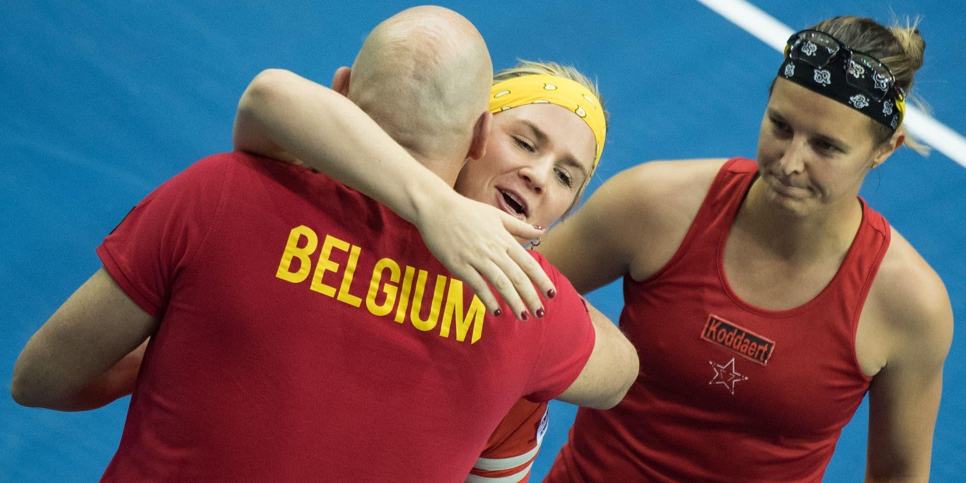 Fed Cup: La Belgique accueillera l'Espagne dans le barrage pour le maintien dans le groupe mondial I les 20 et 21 avril