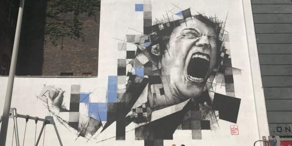 Bruxelles-Ville : Un appel à projets pour réaliser 9 fresques street art