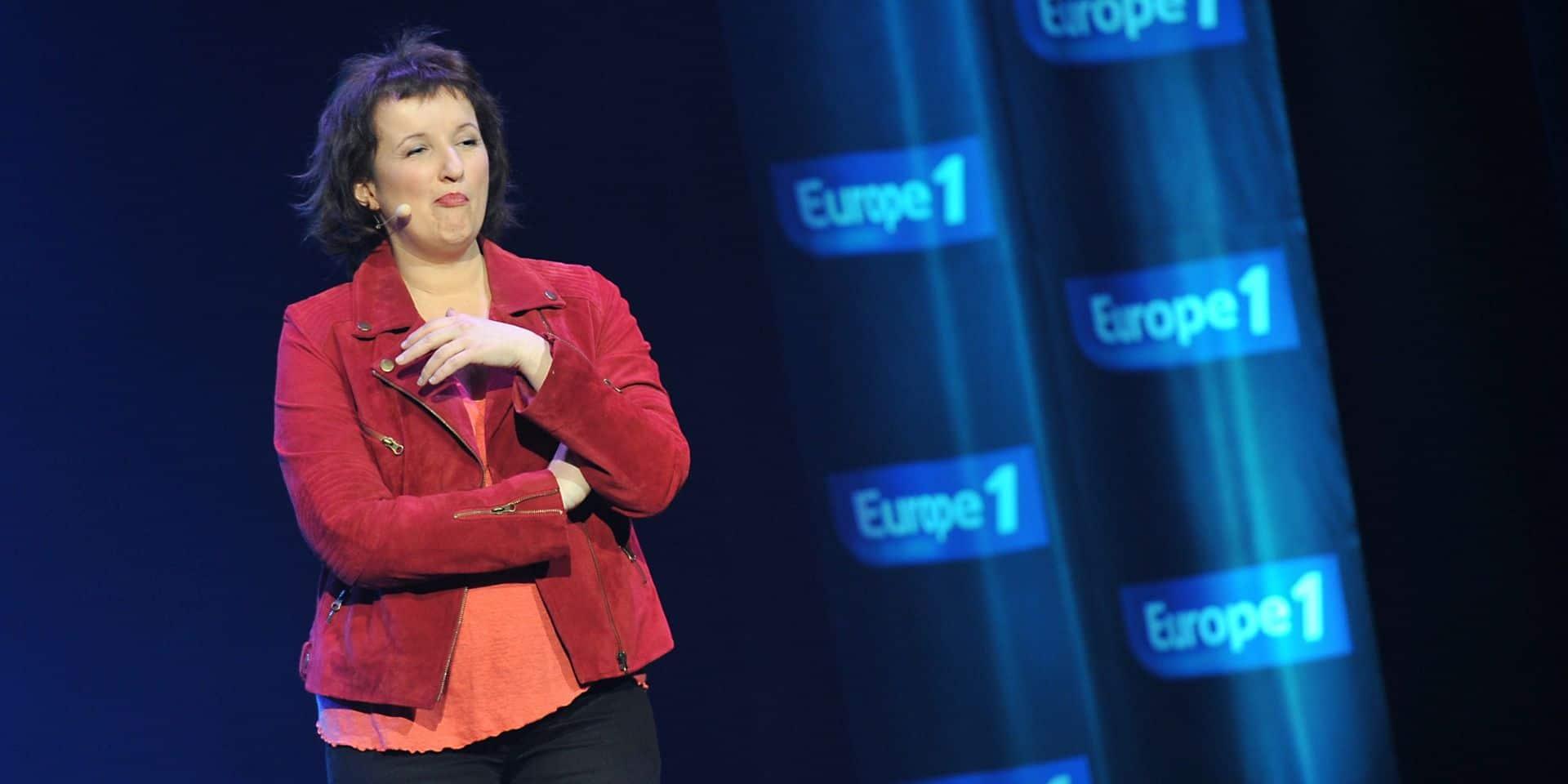 Anne Roumanoff virée par Europe 1