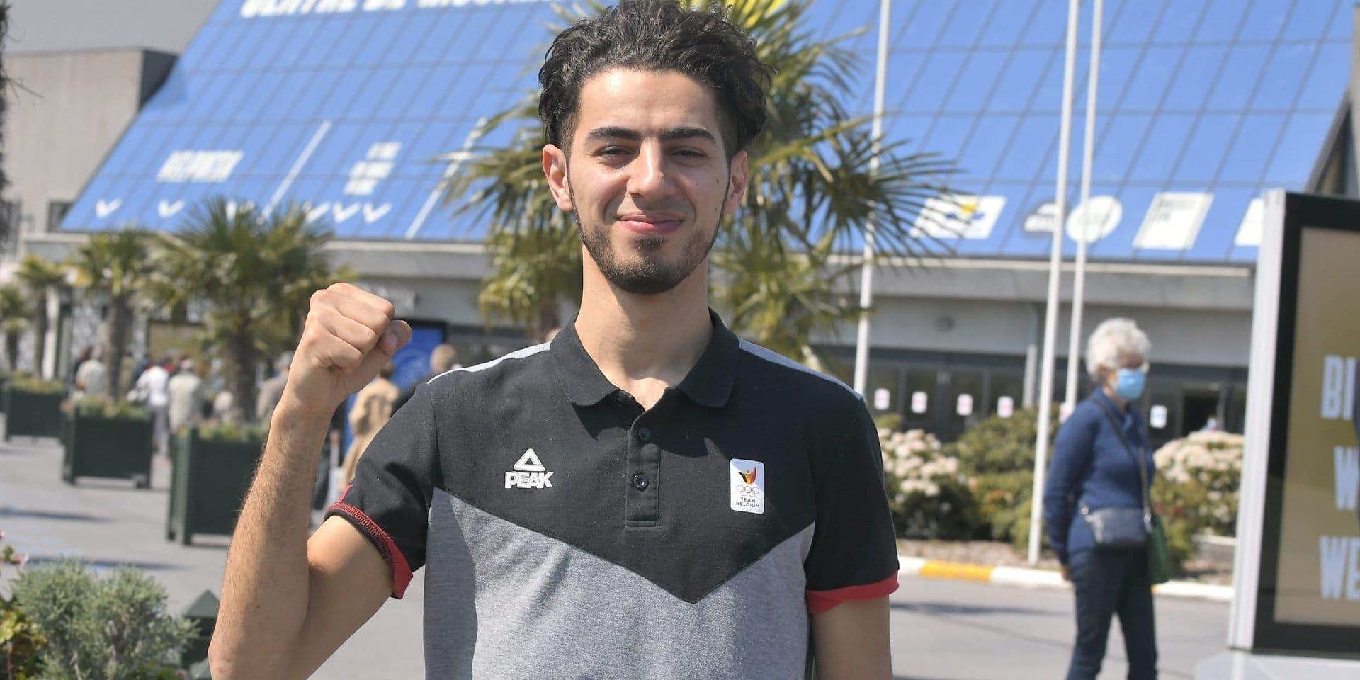 Taekwondo : Jaouad Achab, seul Belge à Tokyo !