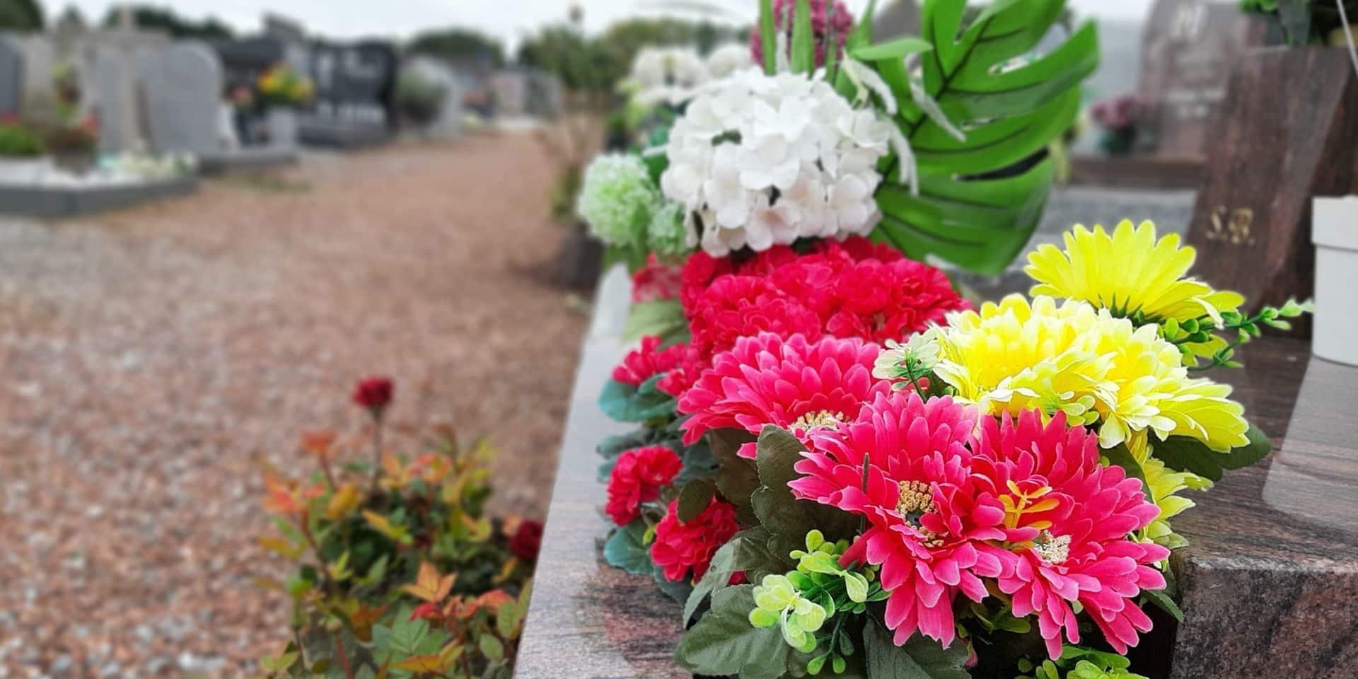 Fontaine-l'Evêque: les cimetières prêts à accueillir les familles