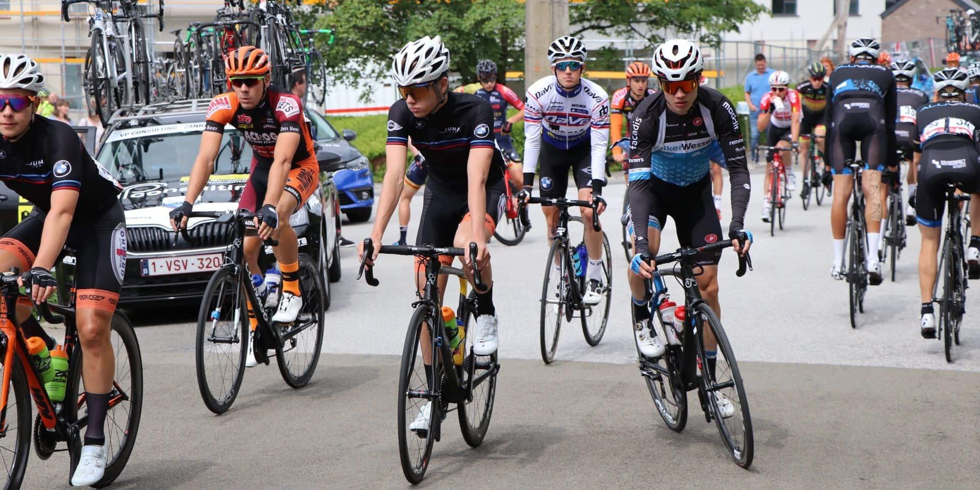 Cyclisme: les premières courses en Wallonie annulées