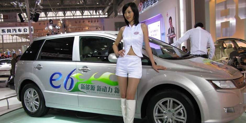 Et si le coronavirus donnait, sans le vouloir, un coup de boost à l'industrie automobile: en Chine, la voiture retrouve des couleurs…