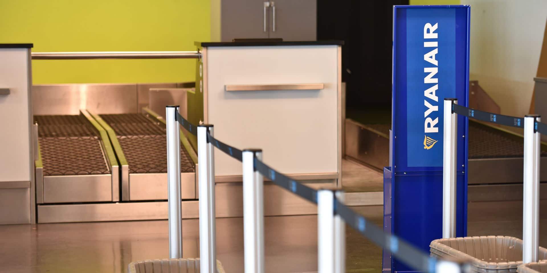 Grève nationale: l'aéroport de Charleroi sera fermé ce mercredi 13 février