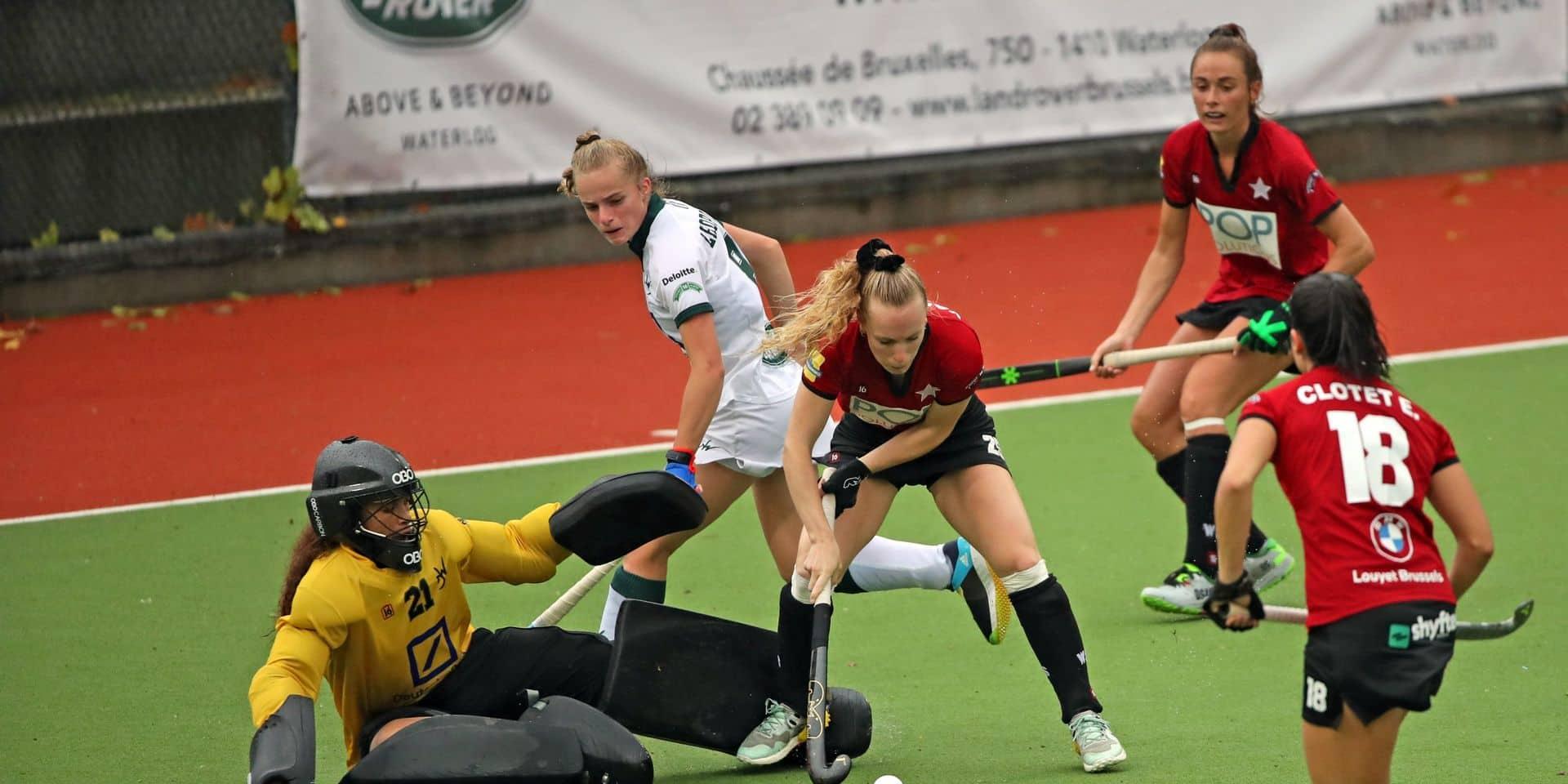 Hockey Dames: le White Star perd le match de la peur, l'Herakles signe la performance du jour en battant le Victory chez lui