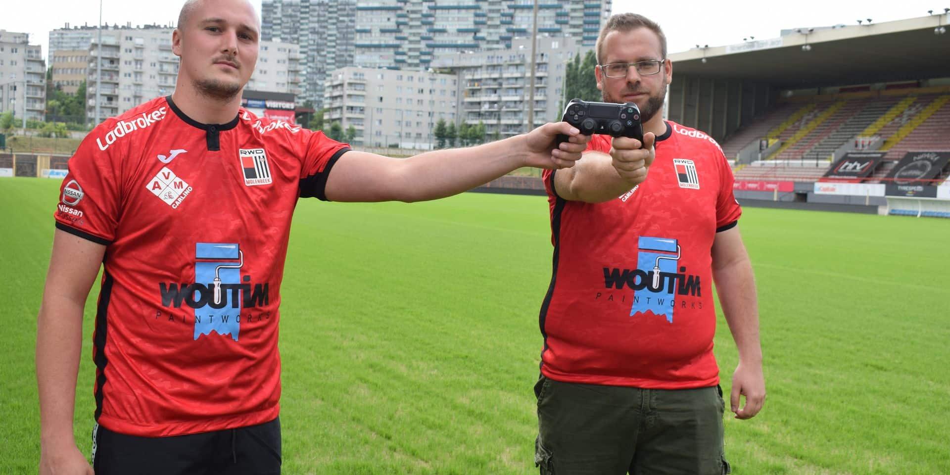 """Le RWDM lance son équipe d'eSports: """"Fiers de représenter un club comme le RWDM"""""""