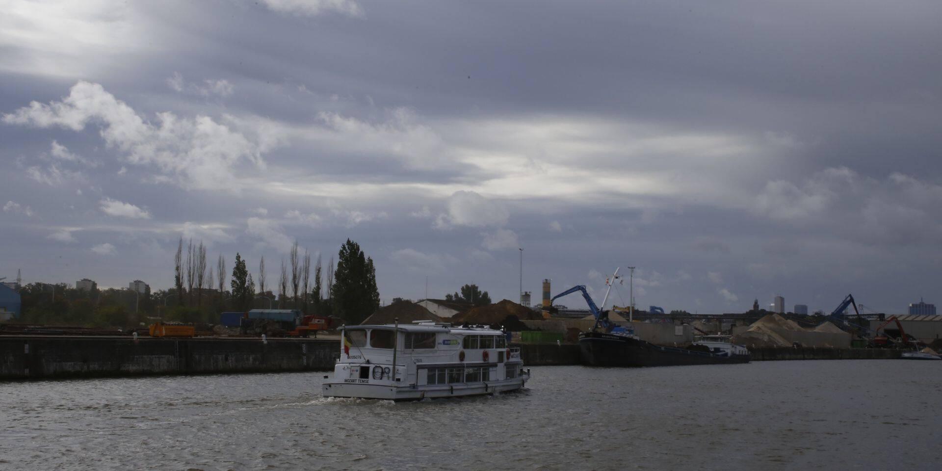 Réouverture de la Senne et aménagement de quais, Alain Maron cherche l'équilibre