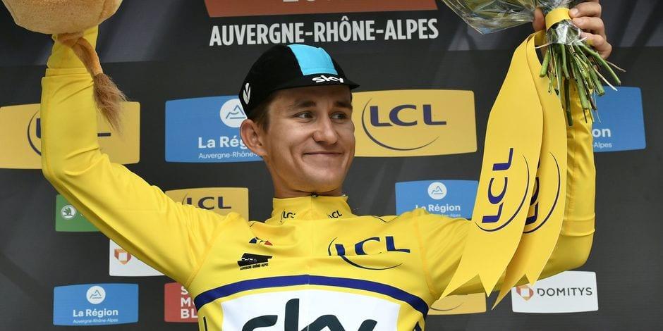 Kwiatkowski premier leader, Geraint Thomas chute — Critérium du Dauphiné