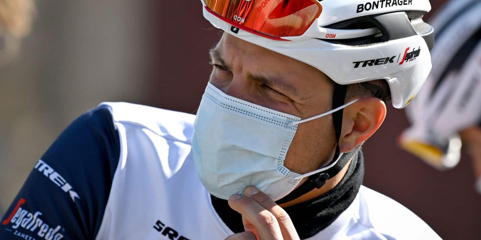 Milan-Sanremo : Jasper Stuyven et Vincenzo Nibali fers de lance de Trek-Segafredo
