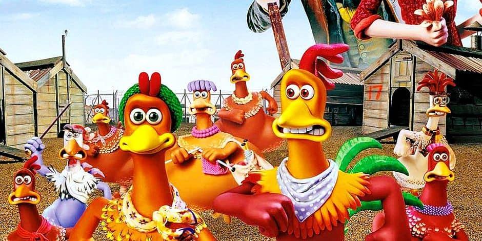 Une suite pour Chicken Run !