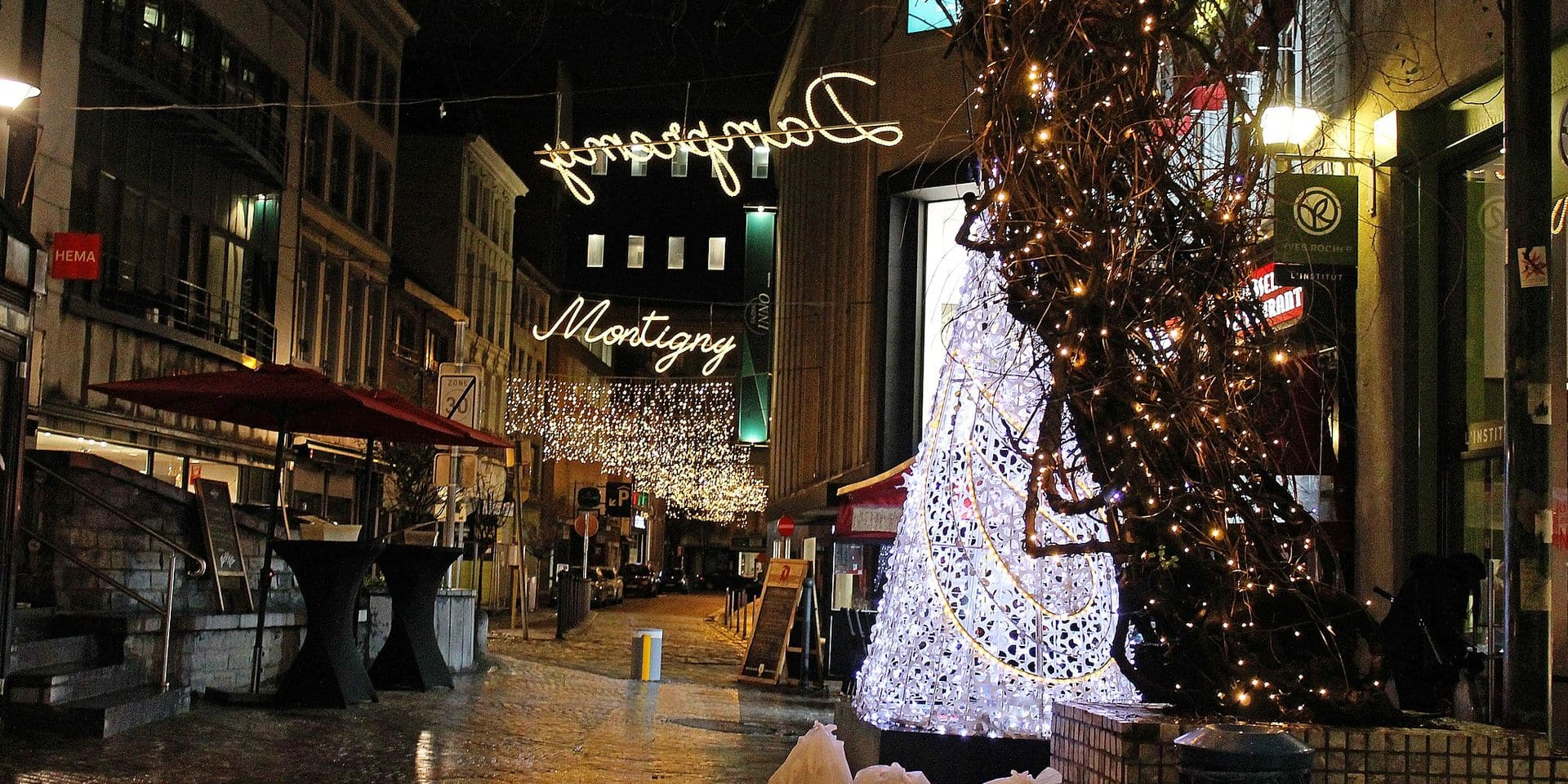 Charleroi: y aura-t-il un marché de Noël?