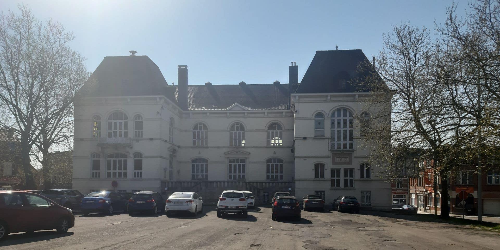 Réouverture de poste de police de Montignies-sur-Sambre