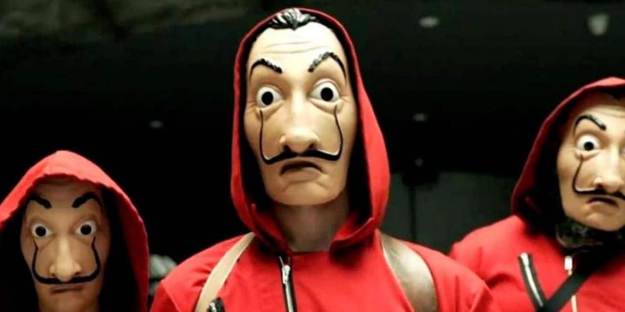 La Casa de Papel: le nom et le visage du nouveau membre de la bande dévoilés !