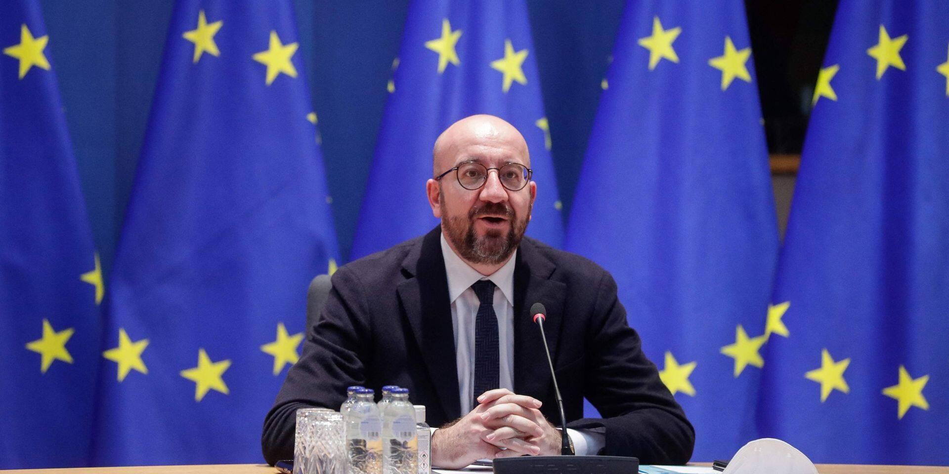 Le sommet européen de jeudi en videoconférence pour cause de flambée du coronavirus
