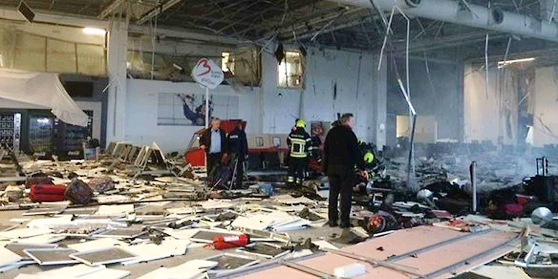 Attentats de 2016 à Bruxelles: Abdeslam et neuf autres inculpés renvoyés aux assises