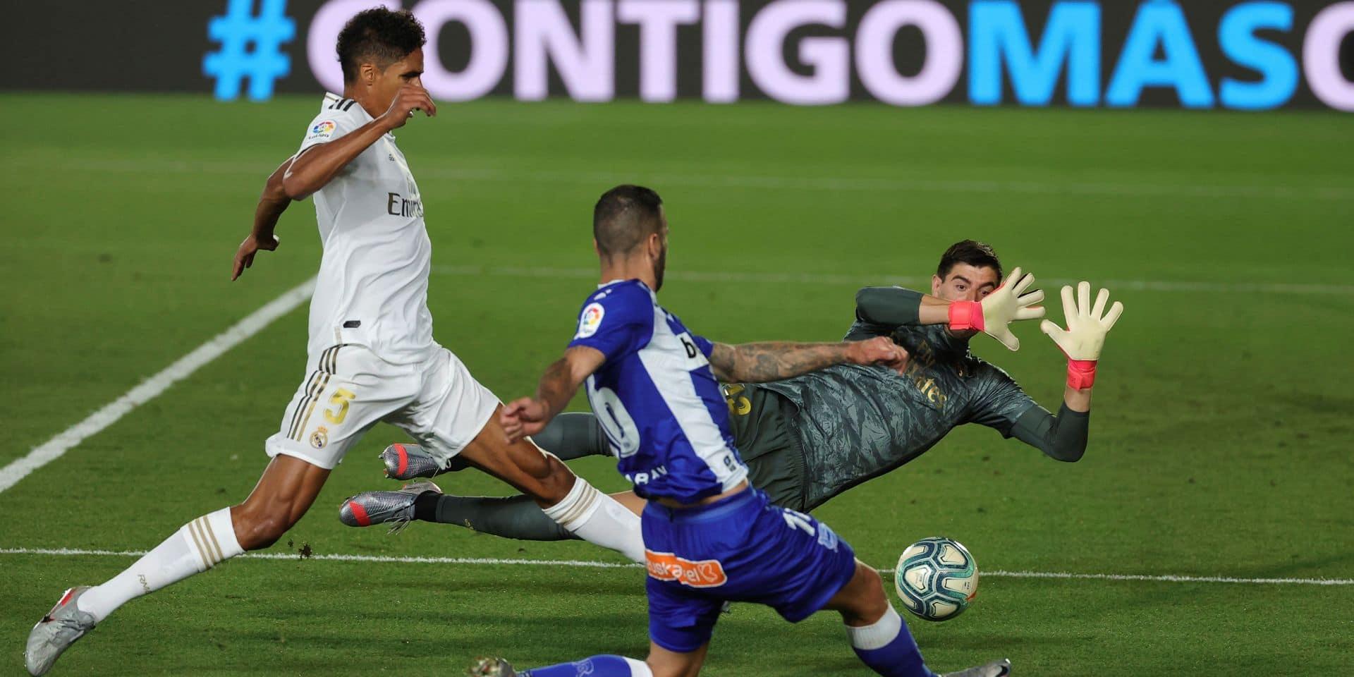 Real Madrid - Deportivo Alaves