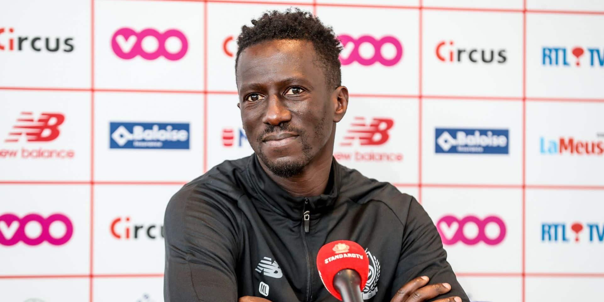 """Face à Charleroi, Mbaye Leye veut un bon début de match de ses joueurs: """"Commencer pied au plancher"""""""