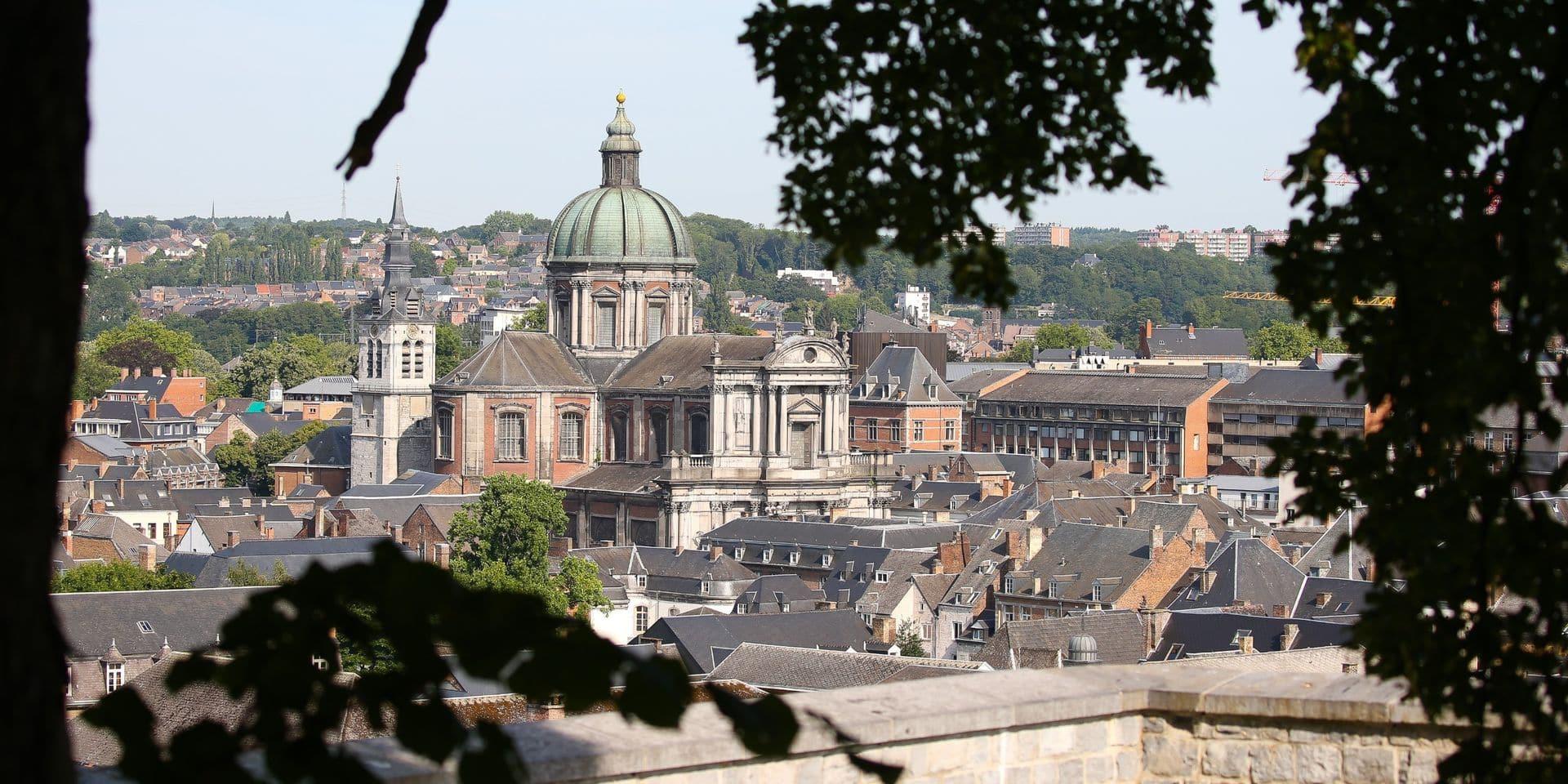 Namur ne compte pas plus de cellules commerciales vides depuis la crise