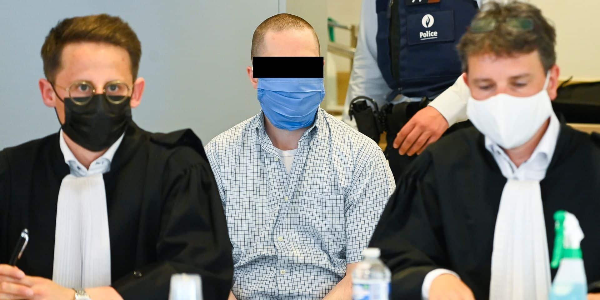 Assises de Liège Vincent Simonon reconnu coupable de vol avec circonstance aggravante de meurtre