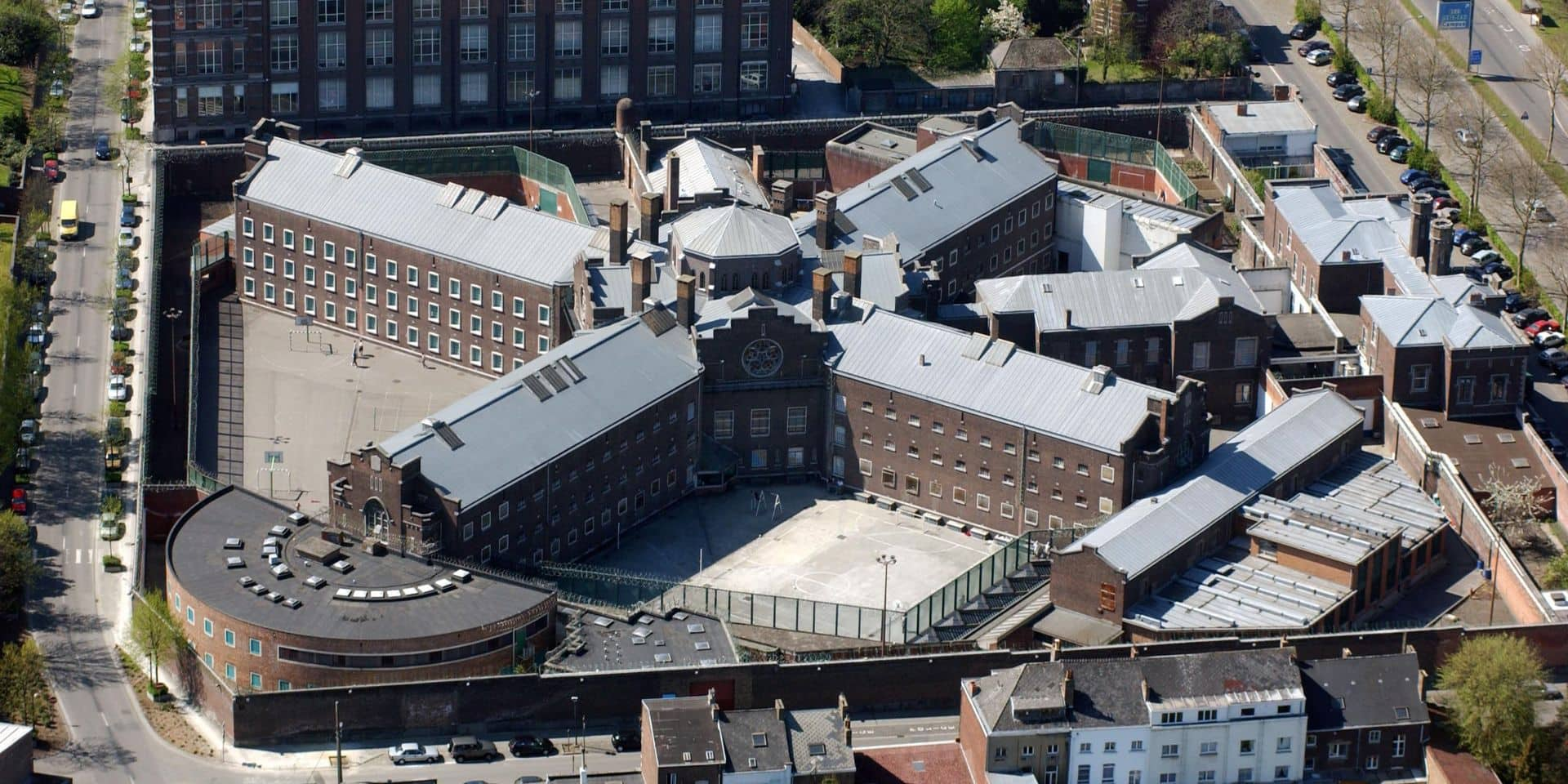 Préavis de grève à la prison de Mons