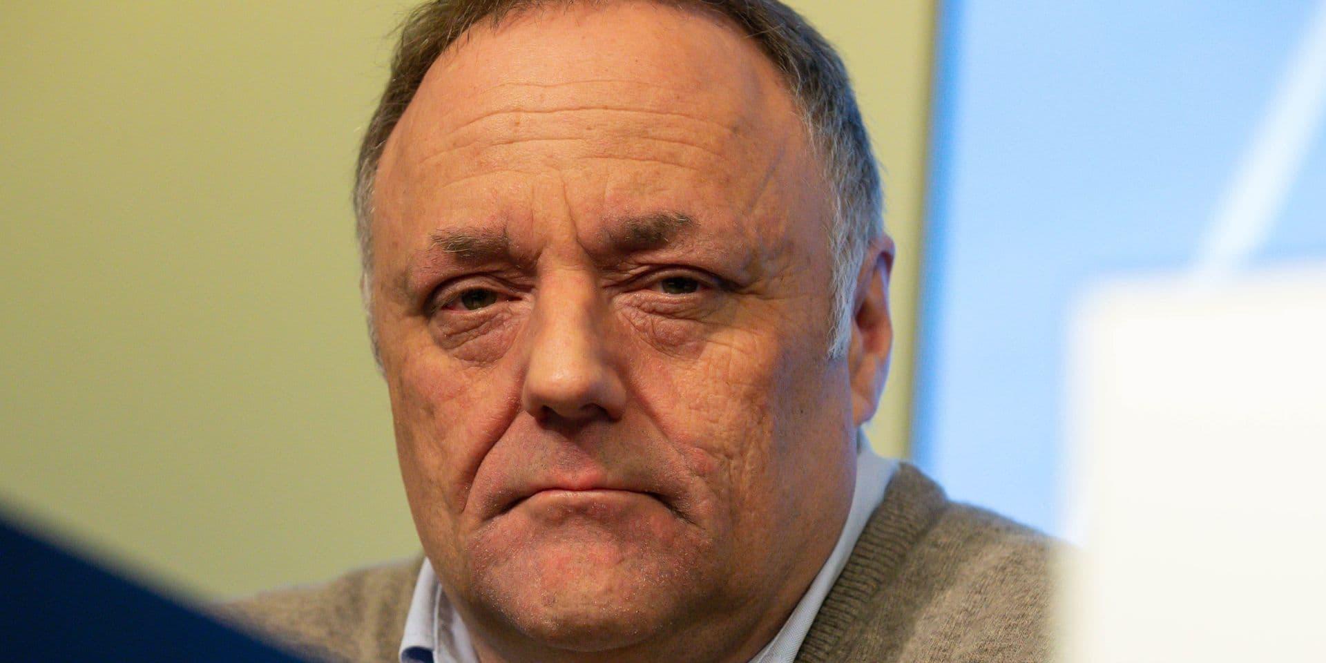 """Marc Van Ranst regrette la fermeture des écoles: """"Les politiciens n'ont pas suivi les recommandations des experts"""""""