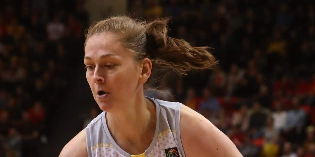 Belgian Cats: Emma Meesseman championne de Russie avec Ekaterinbourg pour la 6e fois