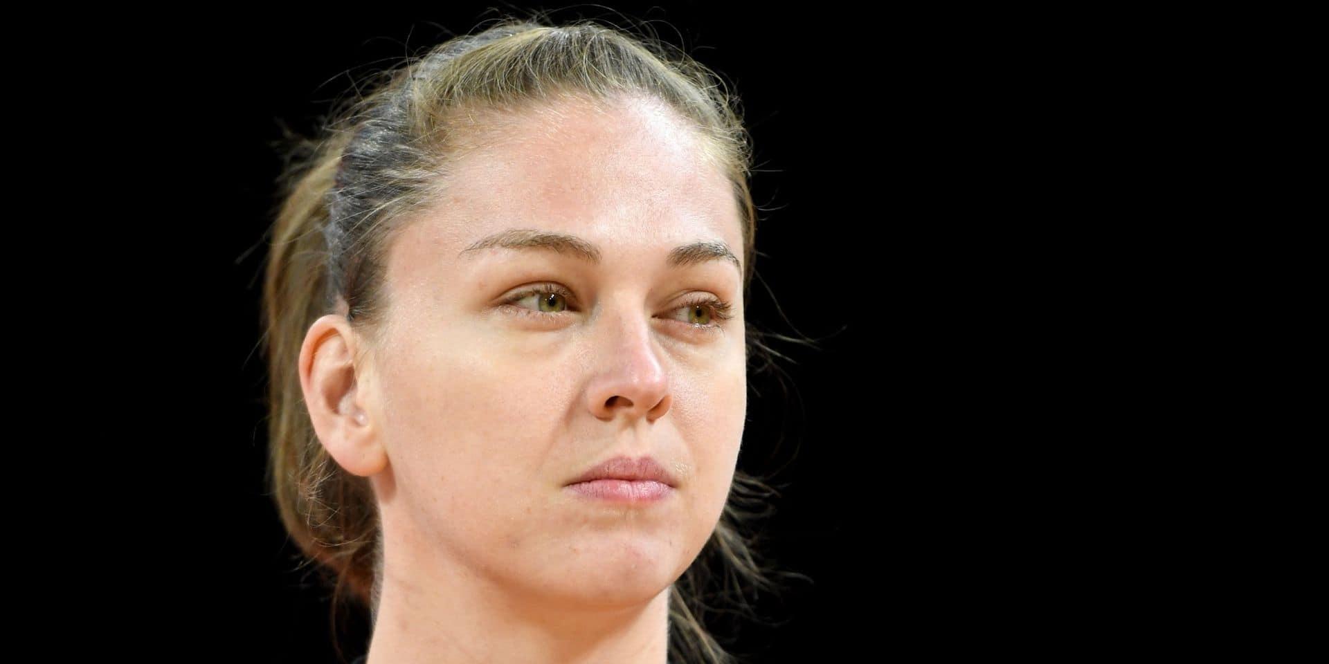 WNBA : Première défaite de la saison pour Emma Meesseman et les Washington Mystics