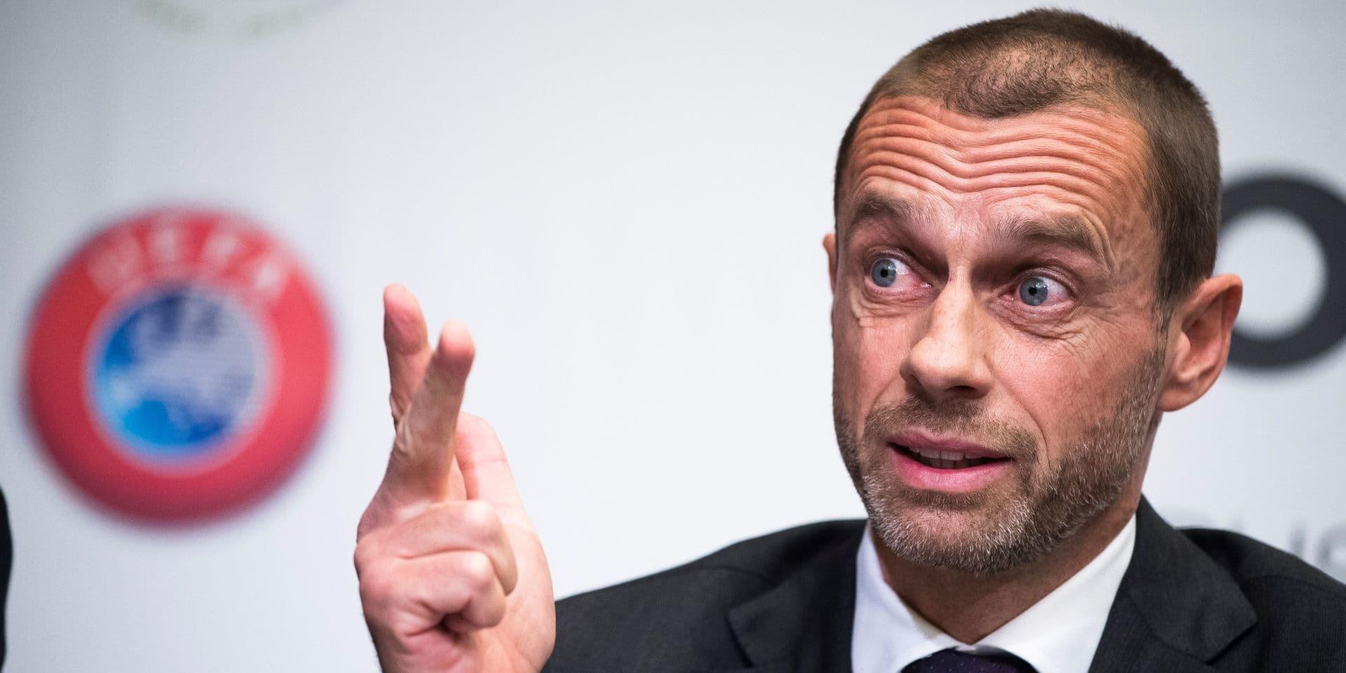 A l'heure de la reprise des compétitions européennes, l'UEFA se prépare à l'édition suivante dans un contexte sanitaire trouble