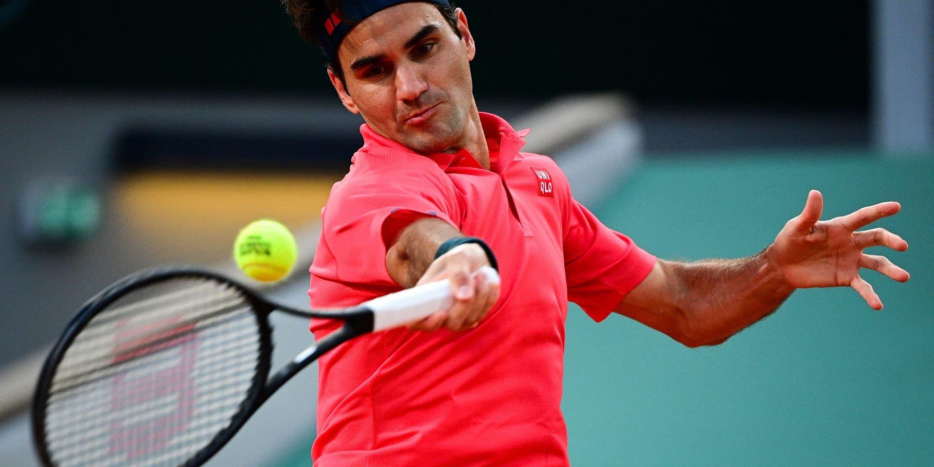 """Federer soulagé après son retour réussi à Halle: """"Heureux et excité par ce succès"""""""