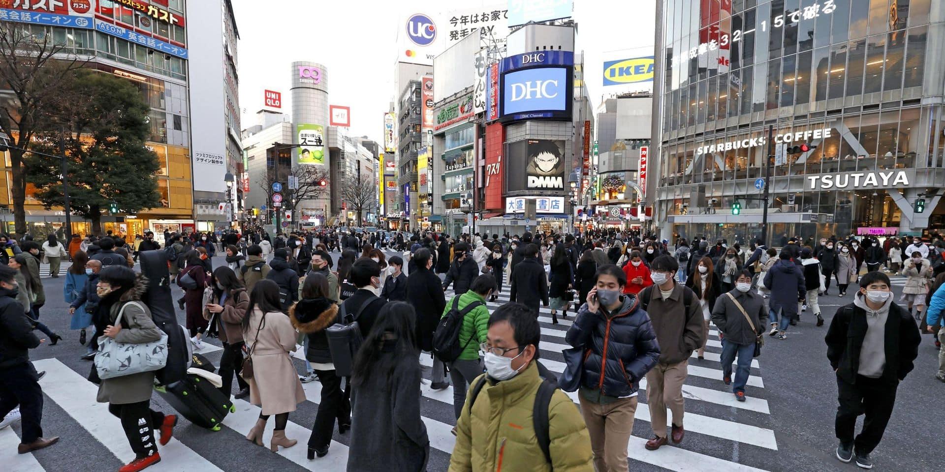 Coronavirus: un nouveau variant fait son apparition au Japon