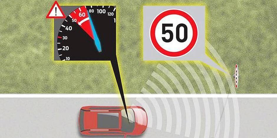 Brugelette: un conducteur flashé à 109km/h dans une zone 50 !