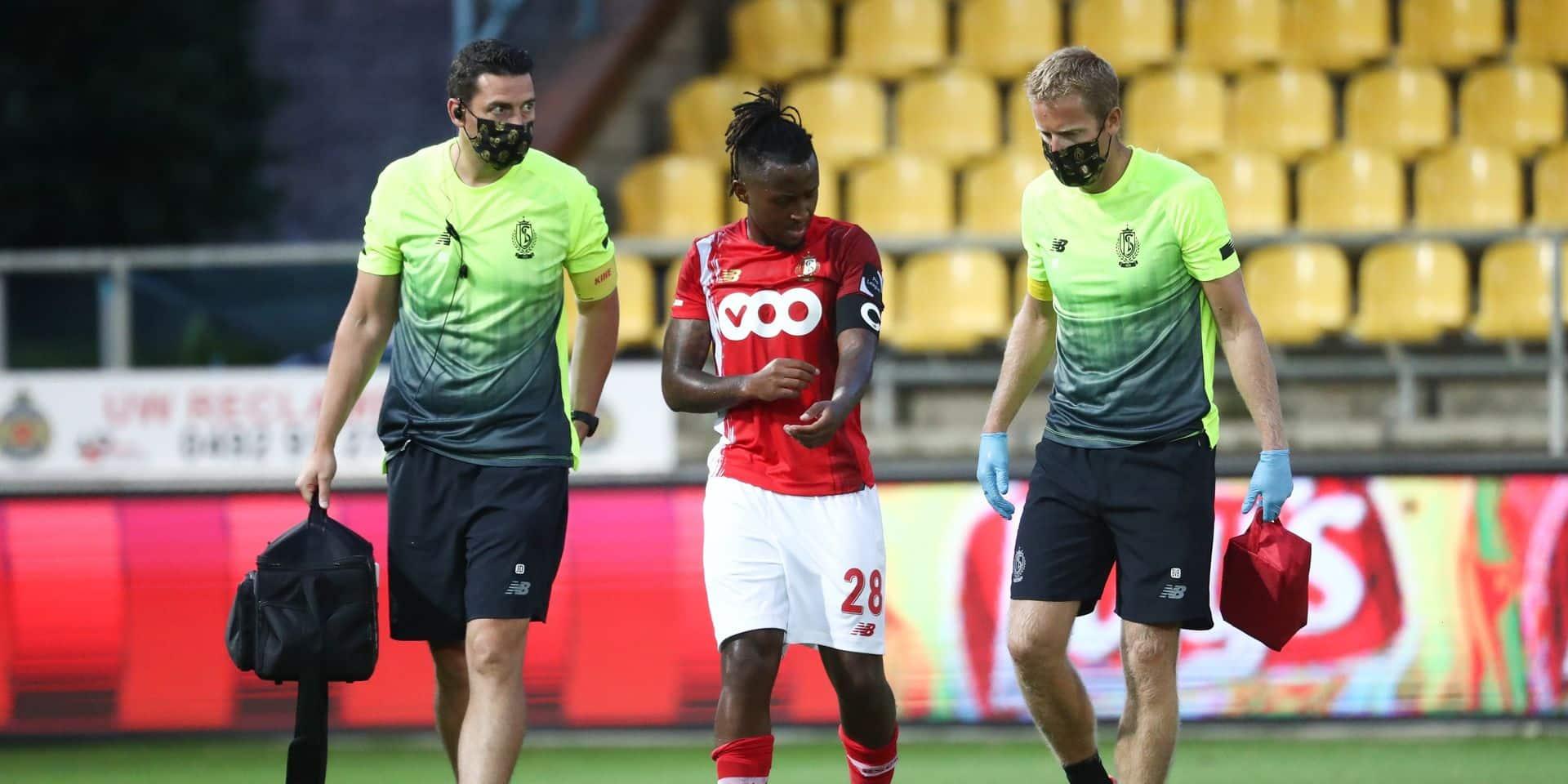Bastien homme du match, Shamir décevant: les notes du Standard face à Waasland Beveren