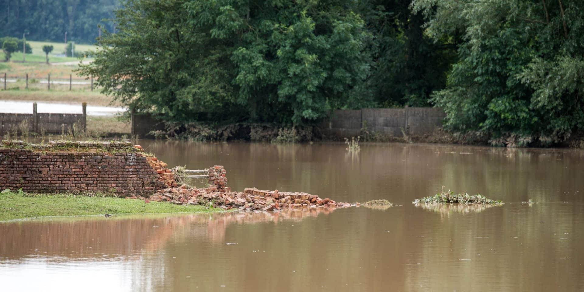 Binche: La Ville poursuit son travail contre les inondations
