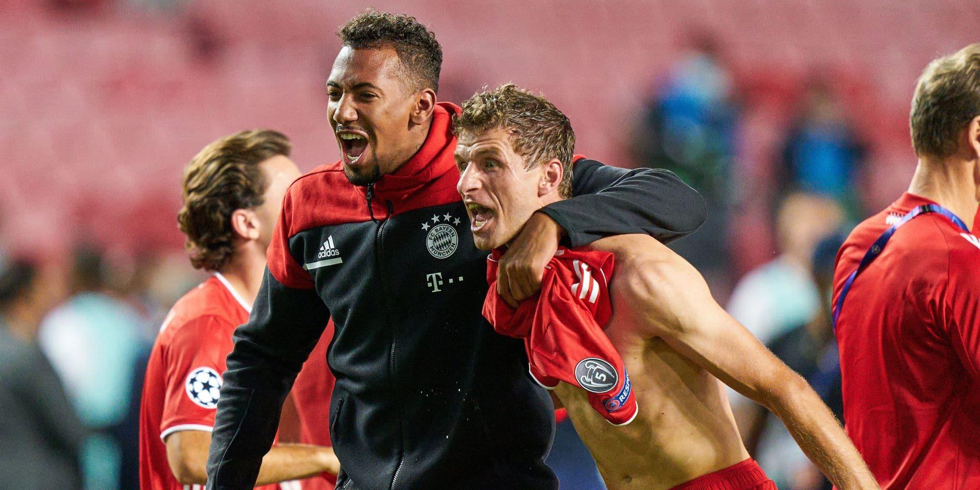 Comme Muller et Boateng, ils ont été snobés par leur sélectionneur
