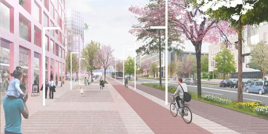 Viaduc Hermann-Debroux : le boulevard urbain ne verra pas le jour avant 2042