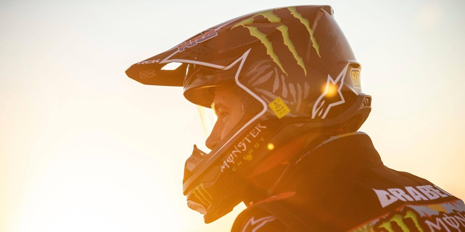 Dakar 2020: Nouvelle victoire de Brabec, qui creuse l'écart au général, en moto