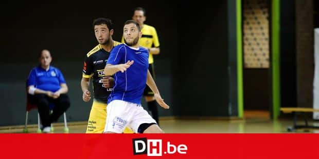 NGCH - Copyright THIERRY PORTIER --charleroi-futsal-