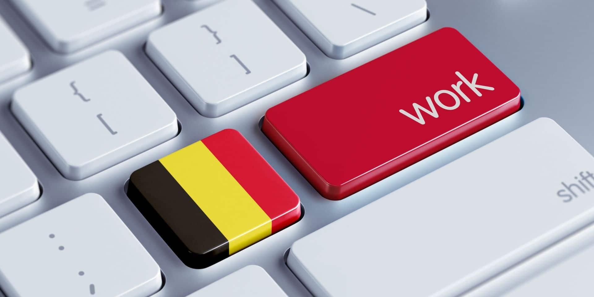 La Belgique sur le podium des pays européens qui ont le plus d'emplois vacants