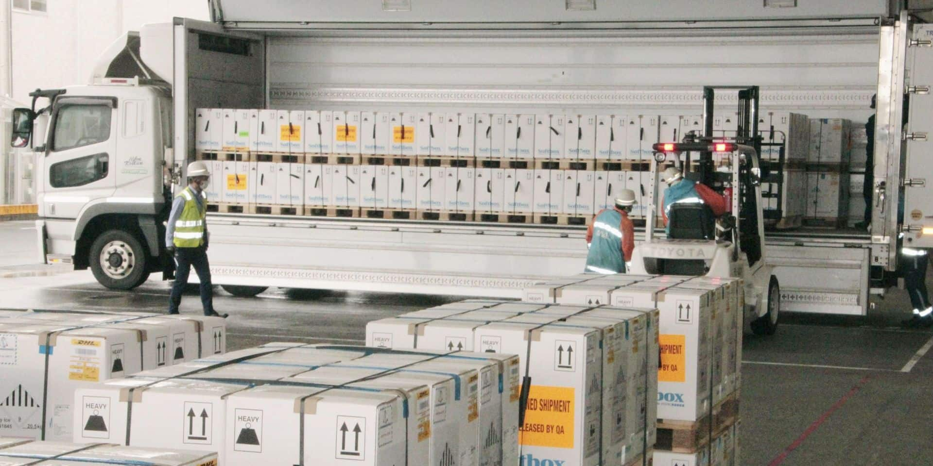 La Belgique a commandé des vaccins en vue d'une éventuelle quatrième dose